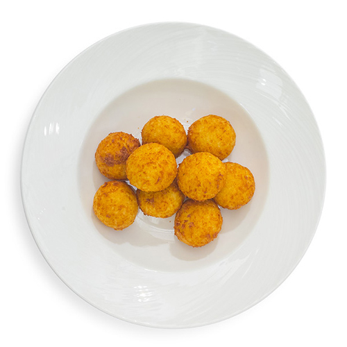 Bulete Cascaval - Traditional Romanian Dishes, Antreu, Straters, Pickup, Delivery, Restaurant Decebalus