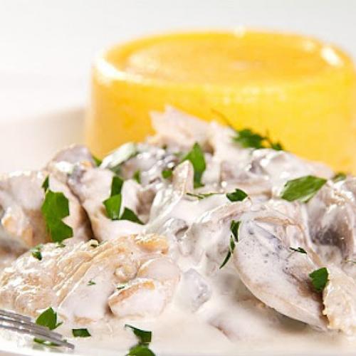 Ciulama Pui - Mancaruri Gatite, Home Mafde Food, Restaurant Decebalus