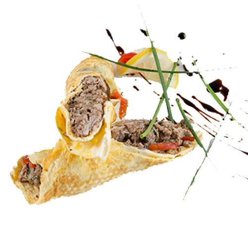Creier Macelaresc - Traditional Romanian Dishes, Antreu, Straters, Pickup, Delivery, Restaurant Decebalus
