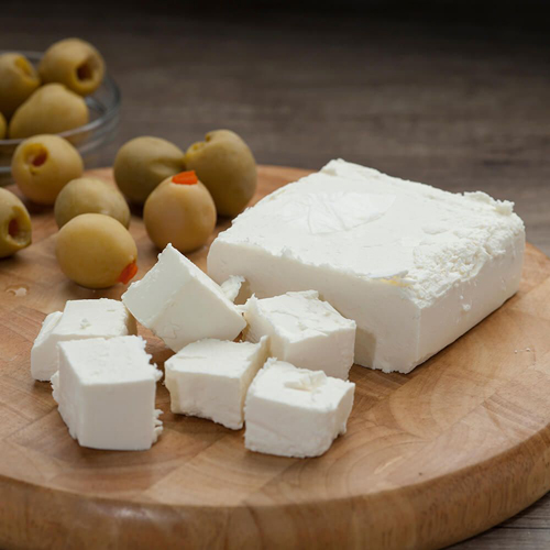 Feta Cheese (S) - Appetizers, Olive, Aperitive, Pickup, Delivery, Restaurant Decebalus