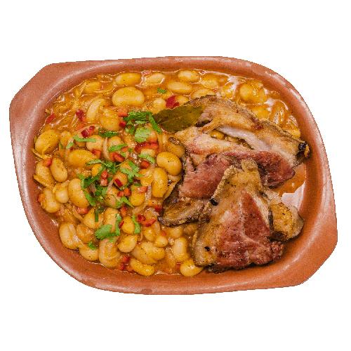 Iahnie de Ciolan Afumat - Mancaruri Gatite, Home Made Food, Restairant Decebalus