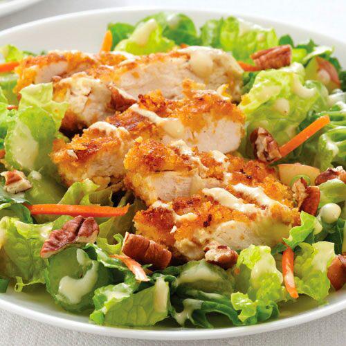 Kotosalada, Chicken Salad - Salates, Salads, Antreu, Straters, Pickup, Delivery, Restaurant Decebalus