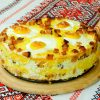 Mamaliga in Paturi - Traditional Romanian Dishes, Antreu, Straters, Pickup, Delivery, Restaurant Decebalus