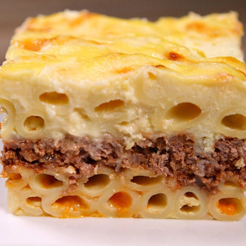 Pastichio - Traditional Home Made Greek Dishes, Pickup, Delivery, Restaurant Decebalus