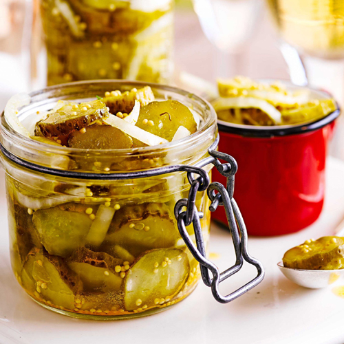 Pikles - Salates, Salads, Antreu, Straters, Pickup, Delivery, Restaurant Decebalus