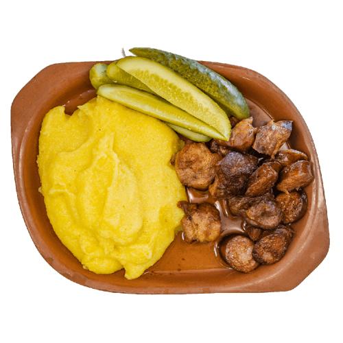 Pomana Porcului - Mancaruri Gatite, Home Made Foods - Restaurant Decebalus