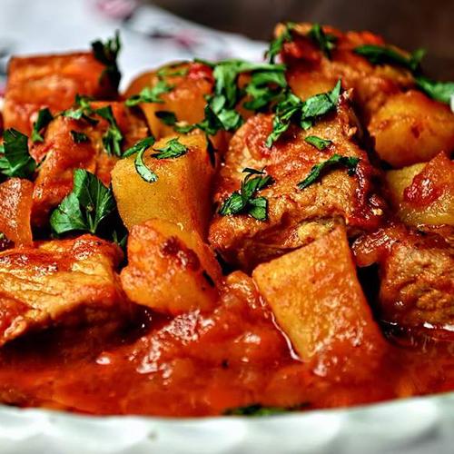 Tocanita Vitel - Mancaruri Gatite, Home Made Foods, Delivery, Restaurant Decebalus