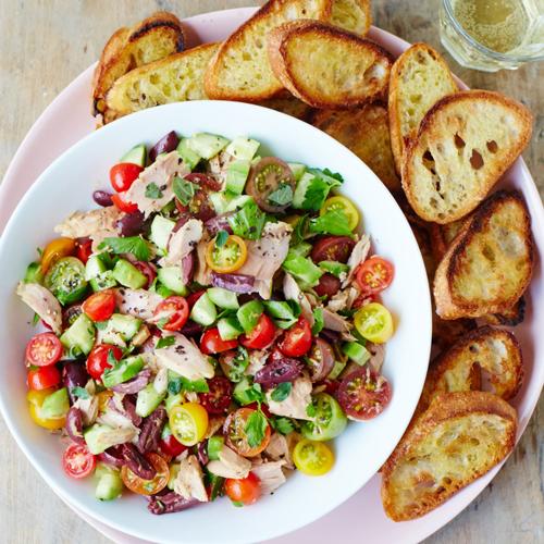 Tonosalada, Tuna Salad - Salates, Salads, Antreu, Straters, Pickup, Delivery, Restaurant Decebalus