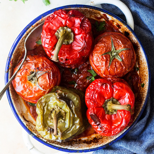 Traditional Greek HomeMade Dishes